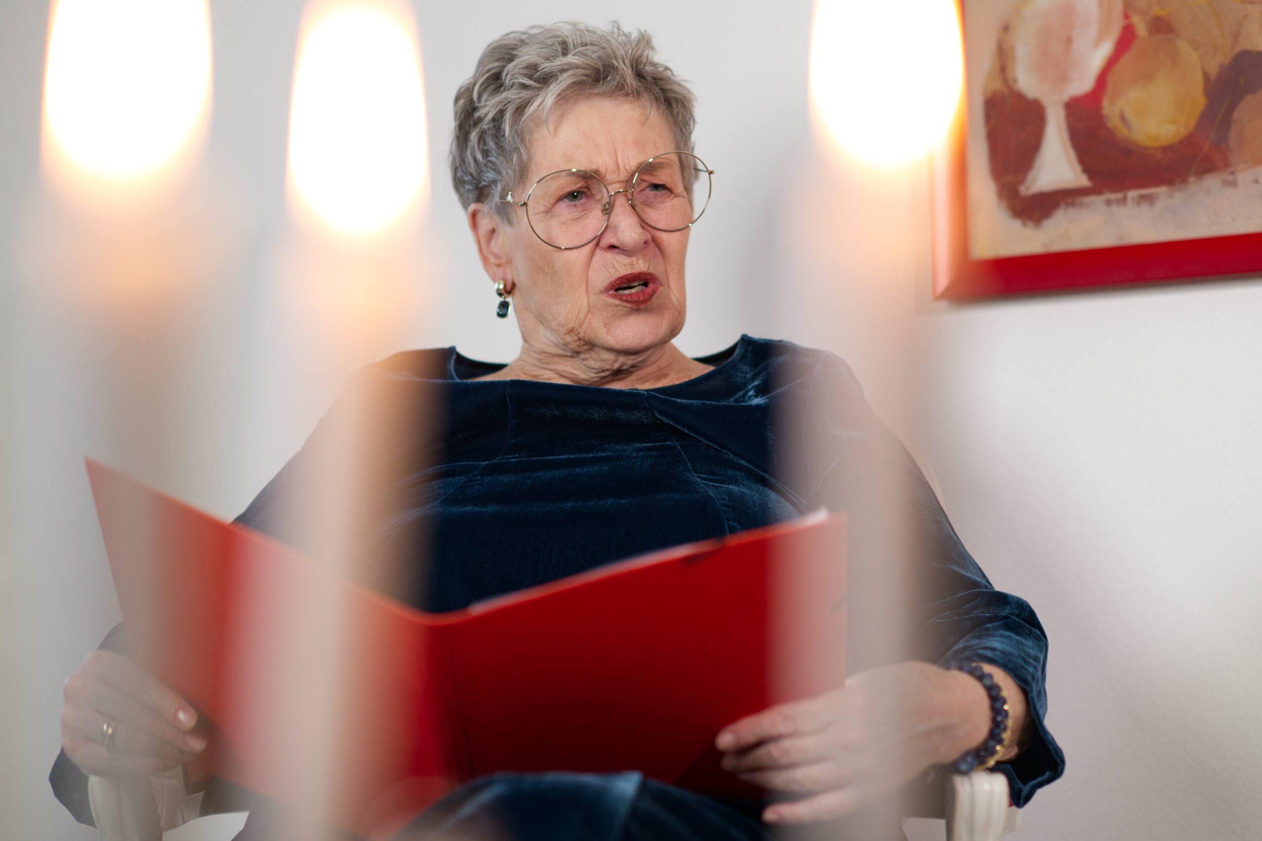 Lesung Märchen für Erwachsene Susanne Zumbühl Zürich Meilen